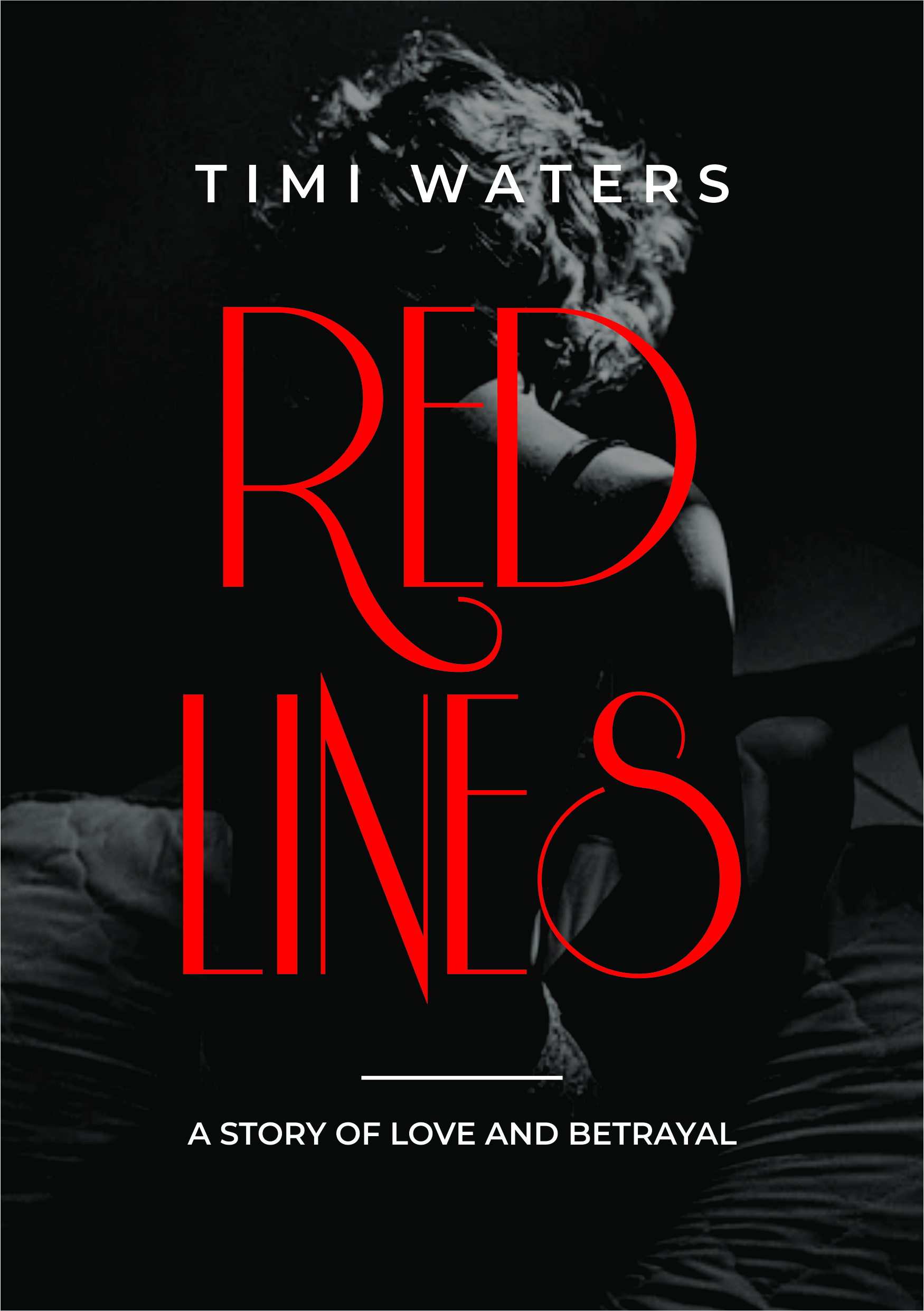 Red lines by Timi waters